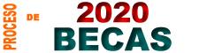PROCESO DE BECAS 2020